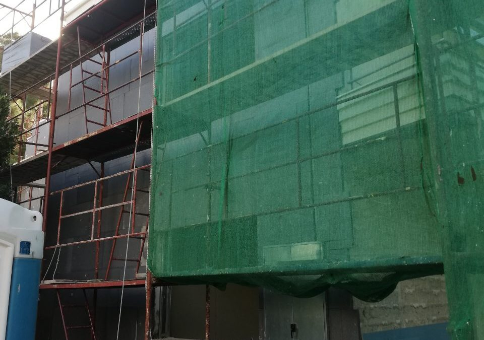 Ανακατασκευή Κτιρίου στη Φιλοθέη